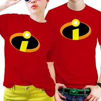 Incredible Marvel Couples Matching Shirts, Couples T Shirts, Funny Couple Shirts