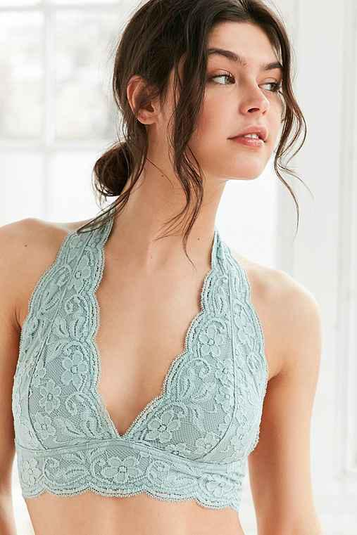 eb99bc4919 Lace Halter Bra from Urban Outfitters