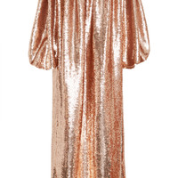 Fox Lurex Dress | Moda Operandi