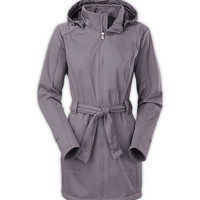 The North Face Women's Jackets & Vests LIFESTYLE WOMEN'S SASHANNA SOFT-SHELL JACKET
