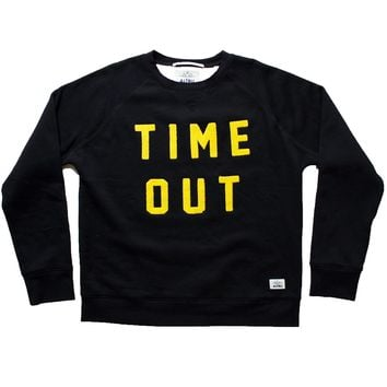 Altru Apparel Time Out Chenille sweatshirt (French loop Terry) (M & L only)