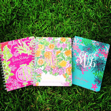 3 Inch Monogram for Lilly Pulitzer Planner