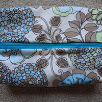 Zippered Travel Organizing Pouch