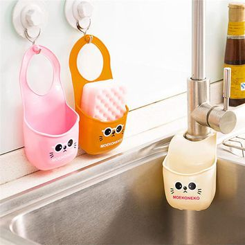 Portable Home Kitchen Bathroom Sink Sponge
