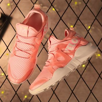 Brand Running Shoes For Women Breathable Sneakers 2017 Superstar Pink Basket Femme Sneakers Sport Jogging Shoes Woman BIG Sizes