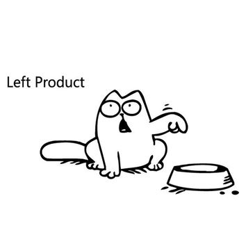 FREE SHIPPING Simon's CAT Decal vinyl car laptop window wall funny sticker,Bowl Cat Decal Vinyl Car Funny Bumper Sticker/ auto