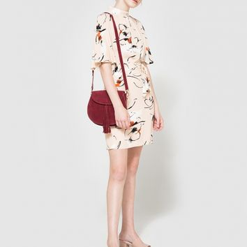 Ganni / Akina Crepe Dress