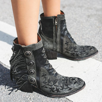 Free People King Ranch Ankle Boot