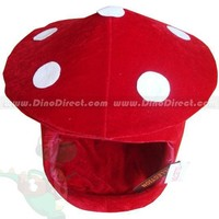 Dot Mushroom Dog Bed - DinoDirect.com