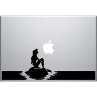 Mermaid Macbook Vinyl Sticker Laptop Skin by Sticker Styles
