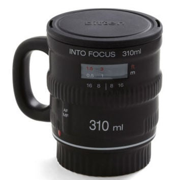 Pour and Shoot Mug | Mod Retro Vintage Kitchen | ModCloth.com