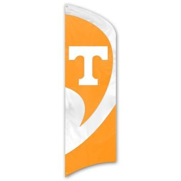 Tennessee Volunteers Tall Team Flag