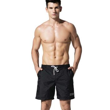 Desmiit Brand Men Gyms Fitness Shorts Men Bodybuilding Short Quick Drying Man Jogger Boxers Sweatpants Board Beach Shorts