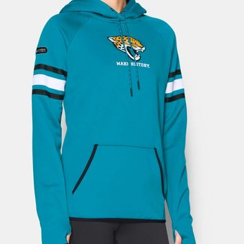 Women's NFL Combine Authentic UA Storm Armour Fleece® Hoodie | Under Armour US