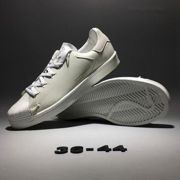 """""""Adidas Y-3 2018 Super Knot"""" Unisex Sport Casual Fashion Shell Head Plate Shoes Couple Sneakers"""
