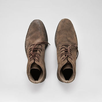 Mens Trap Boot (Taupe) | ALLSAINTS.com
