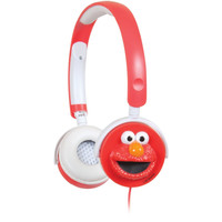 Dreamgear 3d Headphones (elmo)