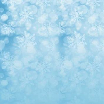 SPARKLE SNOW BLUE TITANIUM CLOTH BACKDROP 10x10 - LCTC3117 - LAST CALL