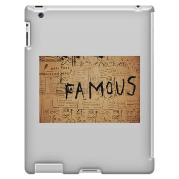 Basquiat iPad 3 and 4 Case