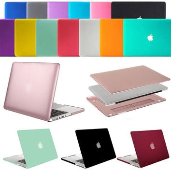 Mosiso Hard Shell Case for MacBook Air 11 11.6 inch Laptop protective Cover for Macbook Air 13 13.3 inch A1370 A1465 A1466 A1369