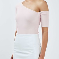 Asymmetric Ribbed Body By Boutique - New In