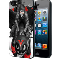 Toothless from How to train your Dragon 2 Samsung Galaxy S3 S4 S5 S6 S6 Edge (Mini) Note 2 4 , LG G2 G3, HTC One X S M7 M8 M9 ,Sony Experia Z1 Z2 Case