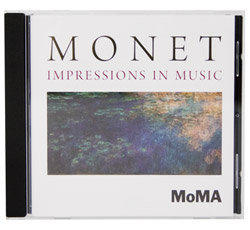 MoMA Store - Monet Impressions in Music (CD)