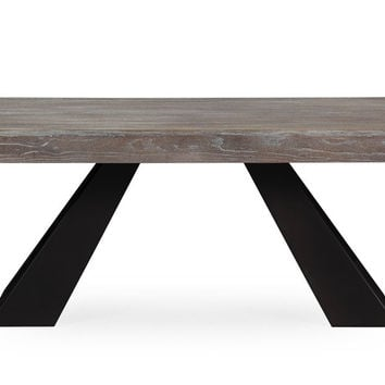 TOV Furniture Westwood Elm Dining Table