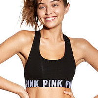 Cotton Bra Top - PINK - Victoria's Secret
