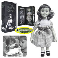 The Twilight Zone Talky Tina D