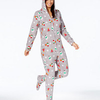 Family PajamasGnomes Footed Pajama Sets, Created for Macy's