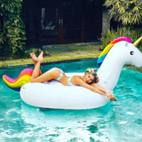 GIANT UNICORN INFLATABLE FLOATER (50% OFF)