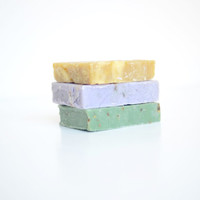 Handmade Soap Samples; Natural Sample Soaps; Organic Soap; Homemade Soap; Sample Bath Set; Vegan Soap; Stocking Stuffers; Christmas Gift