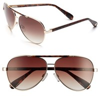 Women's Vince Camuto 60mm Aviator Sunglasses (Online Only)