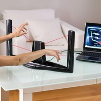Beamz Interactive Music System at Brookstone—Buy Now!