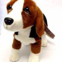 Love On A Leash Beagle Puppy Dog Purse Handbag Furry Friend Bag