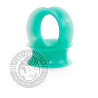Emerald Green Pearl Silicone Ear Skins