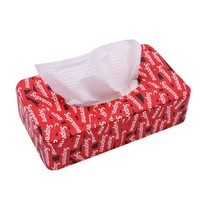 Supreme Red Car Paper Towel Box Hanging Type Sunroof And Sunroof Car Use The Paper Box Car Interior Decorative Leather Creative Tissue Box