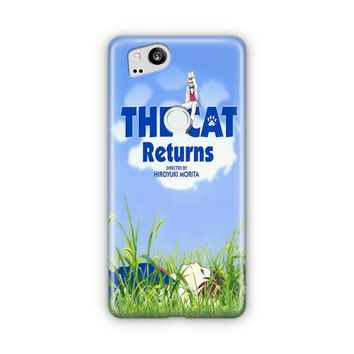The Cat Return Google Pixel 3 Case | Casefantasy