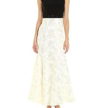 Alex Evenings Mother of the Bride Long Dress Formal