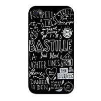 bastille fav song iPhone 4 4s 5 5s 5c 6 6s plus cases