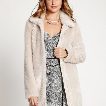 Maela Coat | GUESS.com