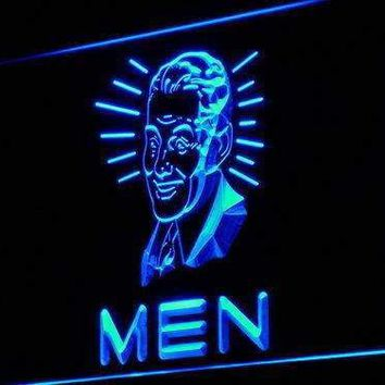 Mens Vintage Restrooms Neon Sign (LED)