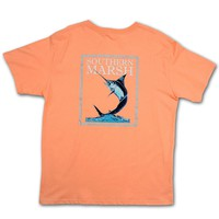Southern Marsh Men's Fishing Tee