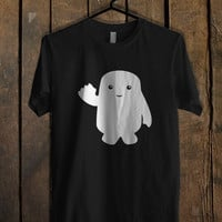 Baby Fat Adipose Doctor Who inspired white Mens T Shirt
