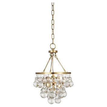 Robert Abbey Bling Small Chandelier
