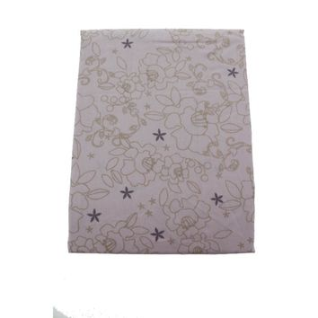 Kids Line Floral Print Baby Girl Crib Sheet