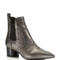 KENDALL and KYLIELogan Metallic Pointed Toe Booties