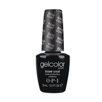 Opi Gelcolor Collection Nail Gel Lacquer, Base Coat, 0.5 Fluid Ounce