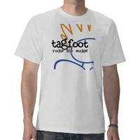 tagfoot shirtification from Zazzle.com